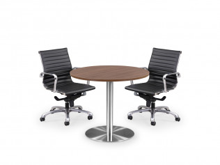 Office Source Round Laminate Table Loveland Colorado New - Office source conference table