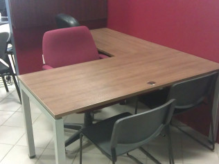 Used Elements Desk