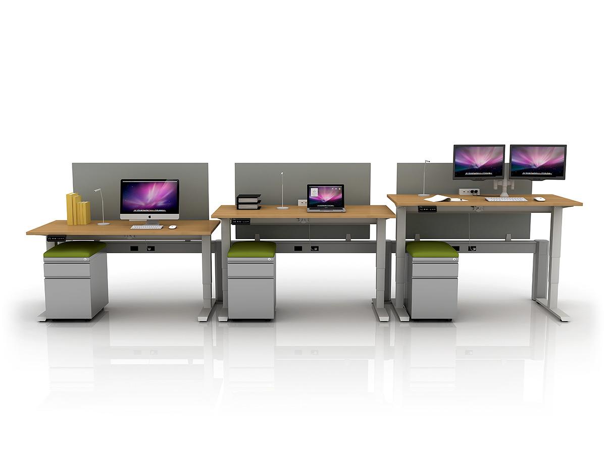 Office Source U Shape Executive Laminate Desk